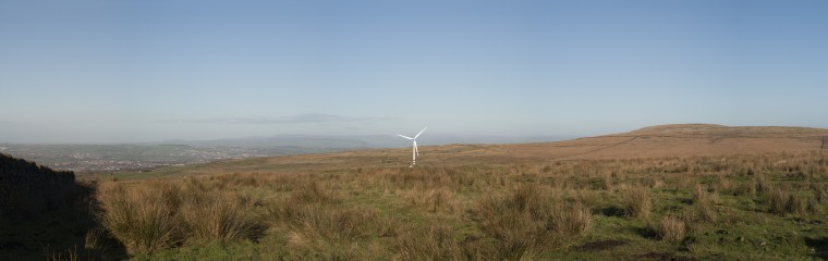 Wind Turbine Consented at Mitchell's House Reservoirs, Accrington
