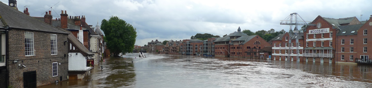 Arcus Hydrology and Flood Risk - Flooding on the River Ouse in York