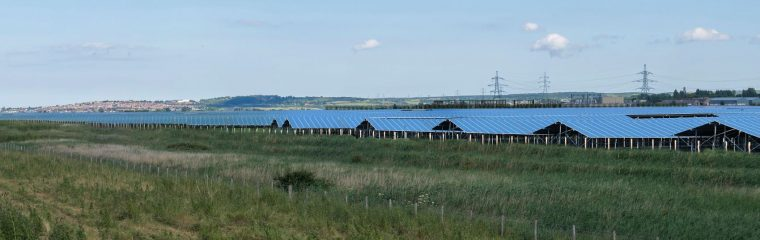 Cleve Hill Solar Park granted Development Consent, 28th May 2020