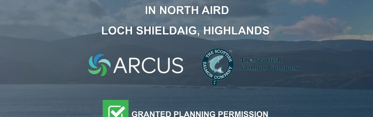 North Aird Salmon Marine Fish Farm Approved