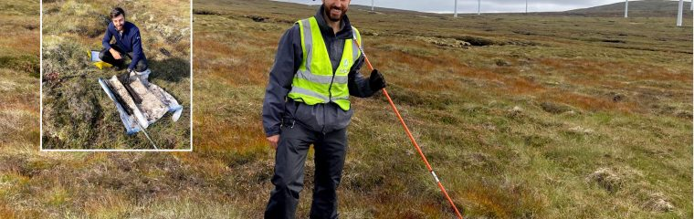 Scotland Net Zero: Onshore Wind and Peat