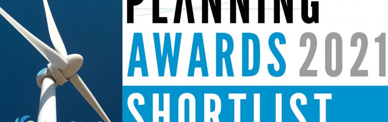 Arcus Shortlisted for Planning Consultancy of the Year Award